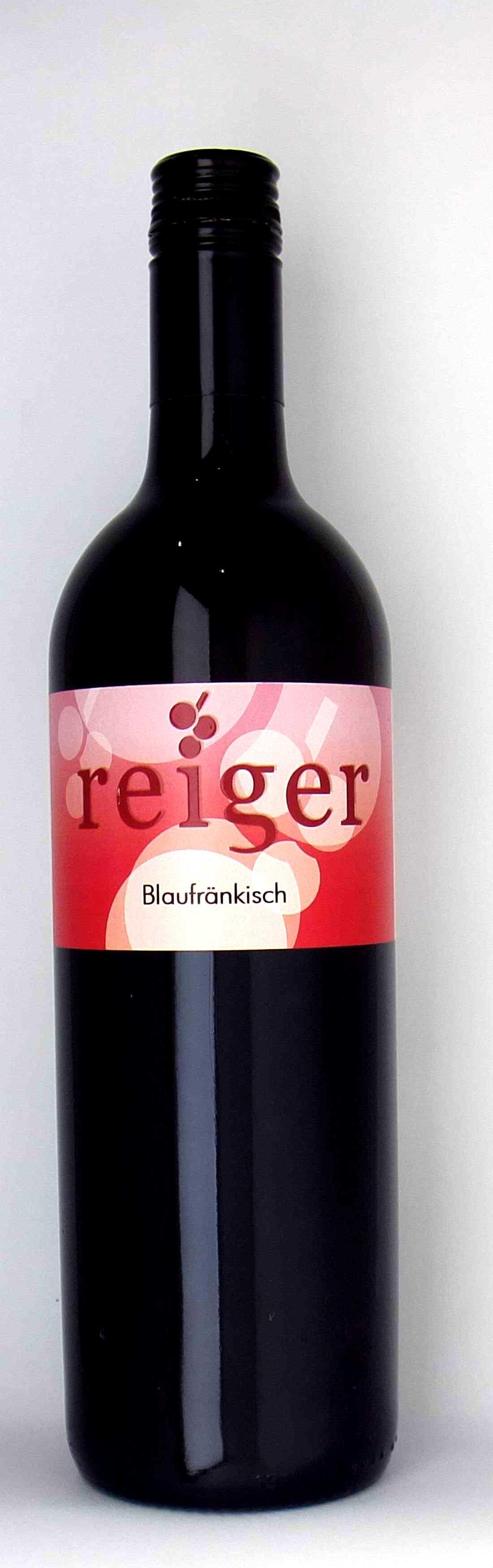 Vinothek Eisenberg Blaufränkisch 2018 BIO Reiger