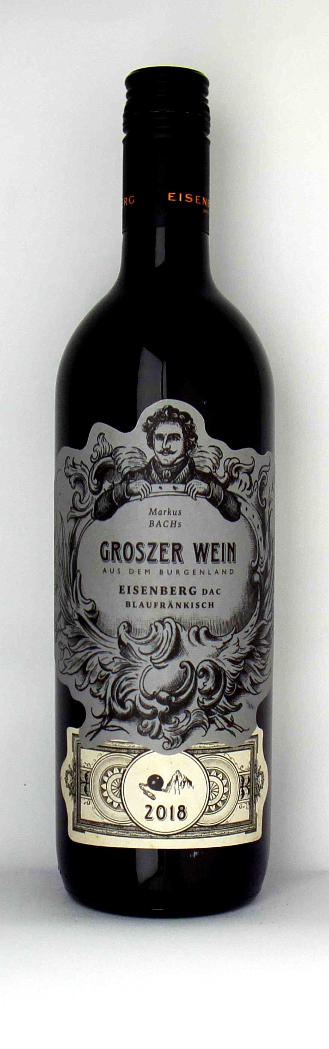 Vinothek Eisenberg Eisenberg DAC 2018 Groszer Wein