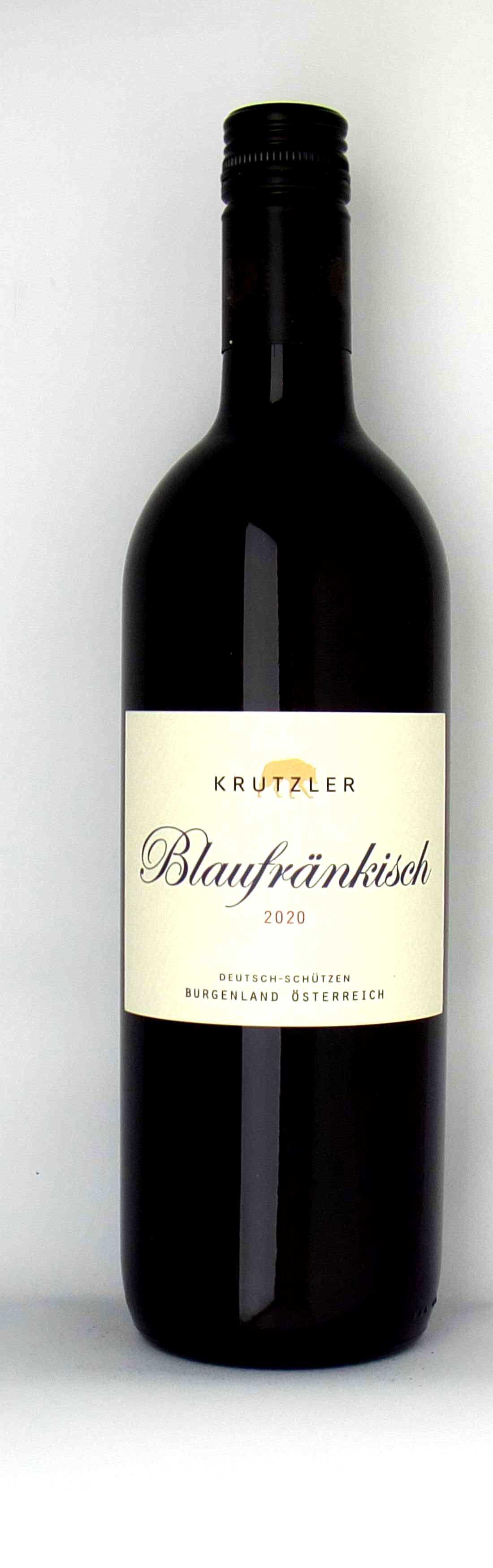 Vinothek Eisenberg Blaufränkisch 2020 Krutzler