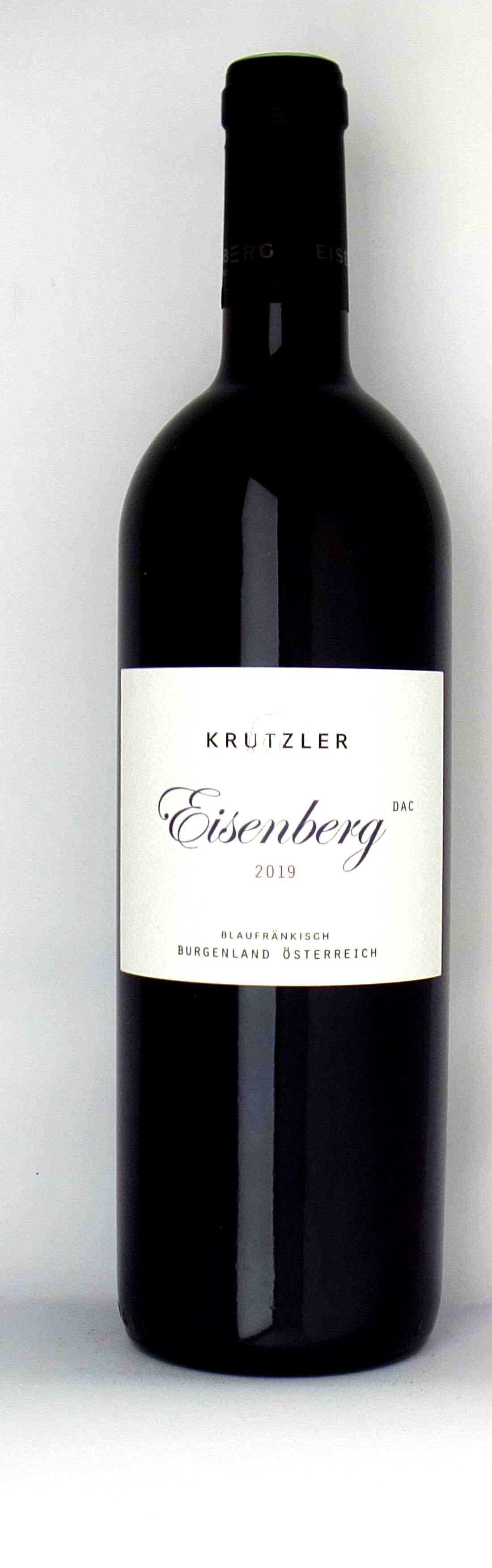 Vinothek Eisenberg Eisenberg DAC 2019 Krutzler